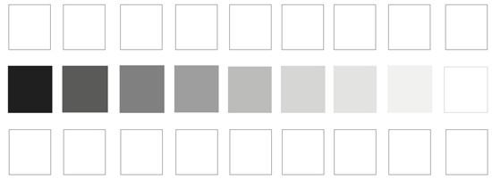 таблица смешивания красок для рисования