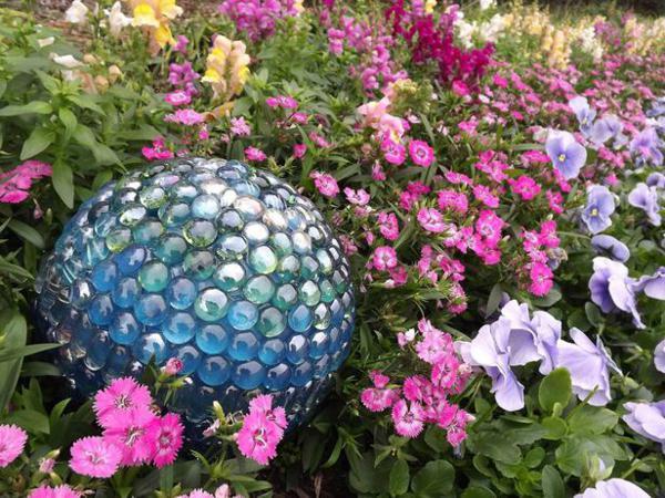 садовый декор из гипса своими руками