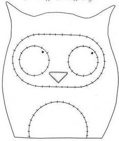 схема сова