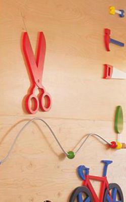 рисунки на стенах в группе детского сада