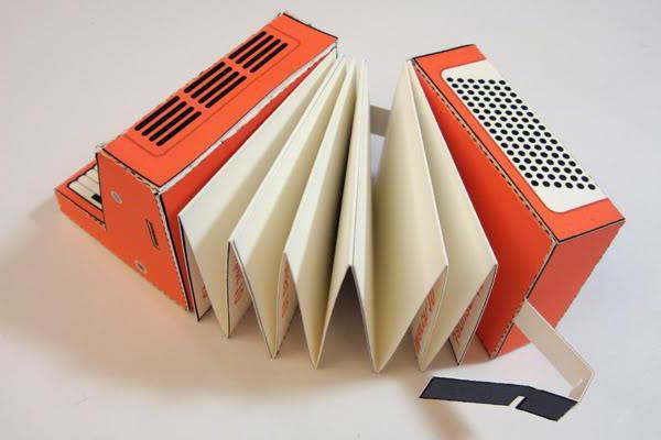 Своими руками музыкальные инструменты с бумаги