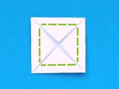 ландыш своими руками оригами для начинающих