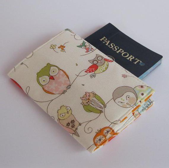 обложки на паспорт свой дизайн