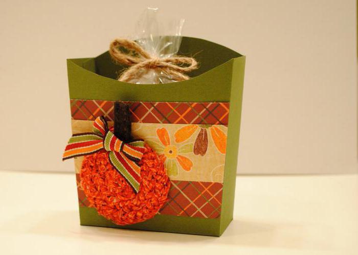 как сделать коробки для подарков