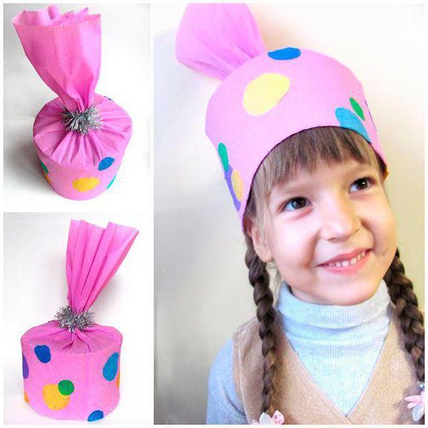 Костюм конфетки для девочки своими руками новые фото