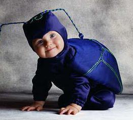как сделать детский костюм жука