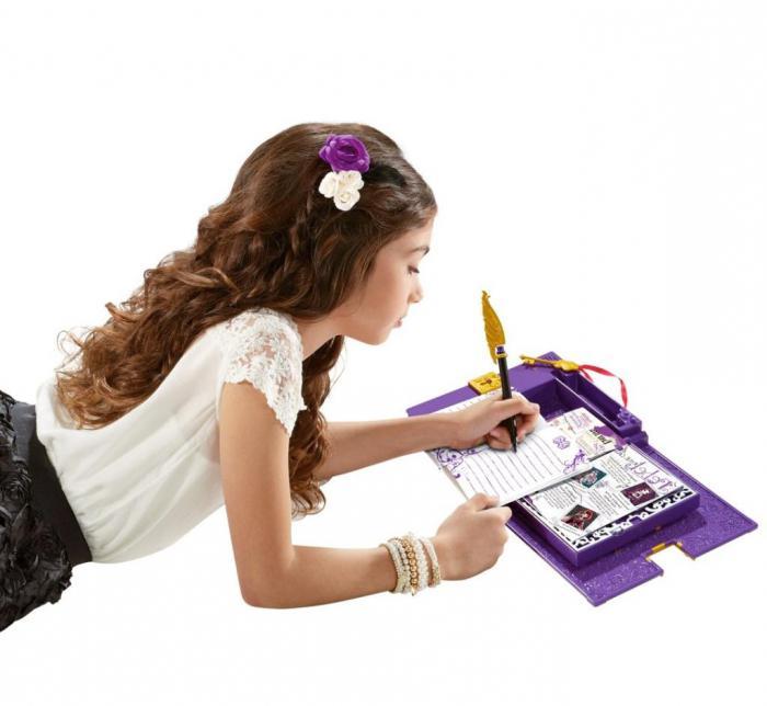 Темы для личного дневника девочки
