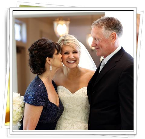 Свадебное поздравление в прозе родителей