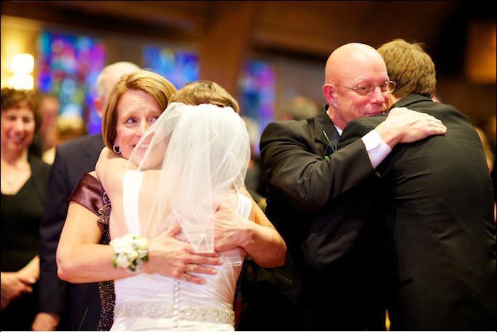 Свадебные поздравления родителей своими словами