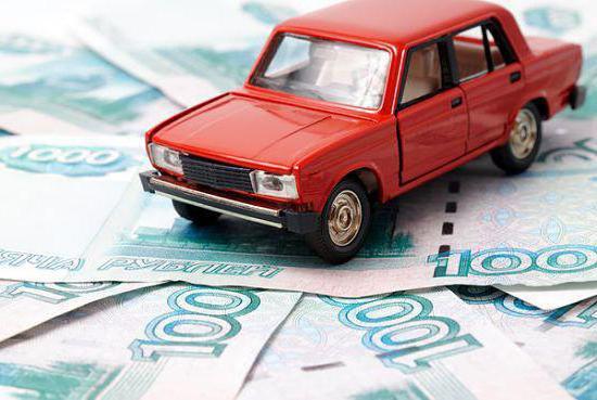 Задолженность транспортный налог