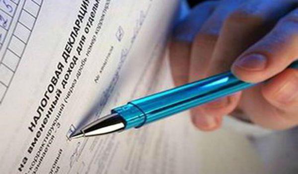 срок подачи налоговой декларации