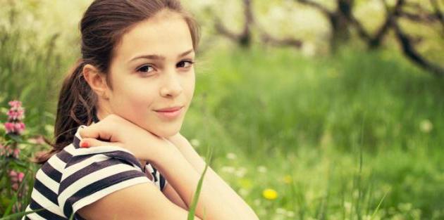 советы для девочек подростков 12 лет