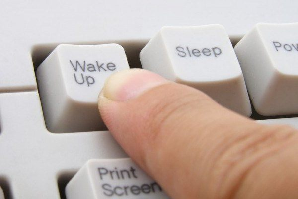 power troubleshooter выводит компьютер из спящего режима