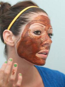 маска с медом и корицей для лица
