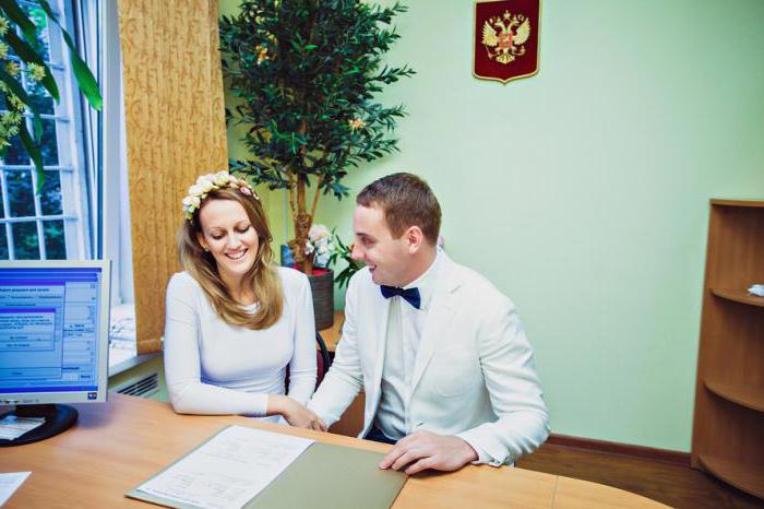 регистрация брака без торжественной церемонии как проводится