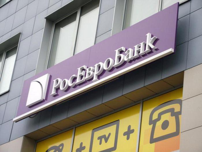 Росевробанк руководство