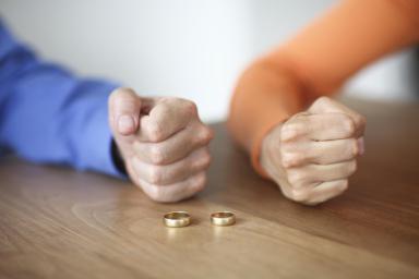 Развод по заявлению одного из супругов