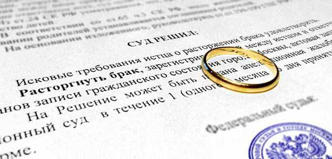 подать развод без согласия супруга