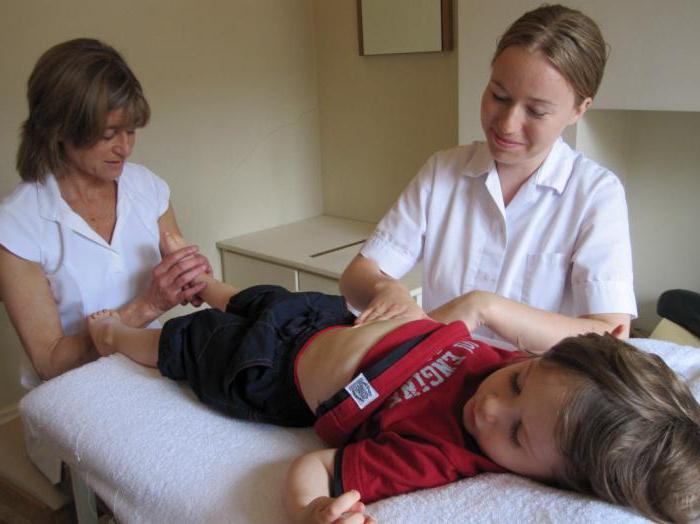 массажист в поликлинике