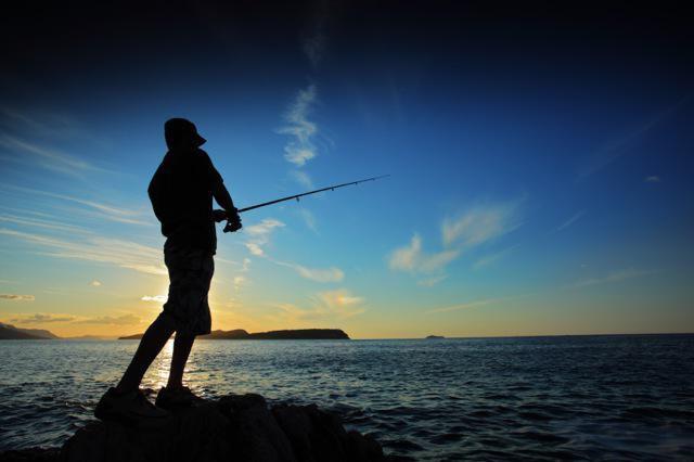 запрет на ловлю спиннингом весной