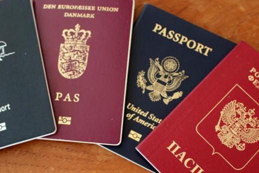 уведомление о наличии двойного гражданства образец заполнения