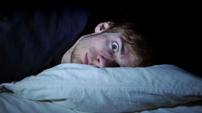 когда сплю ночью просыпаюсь часто