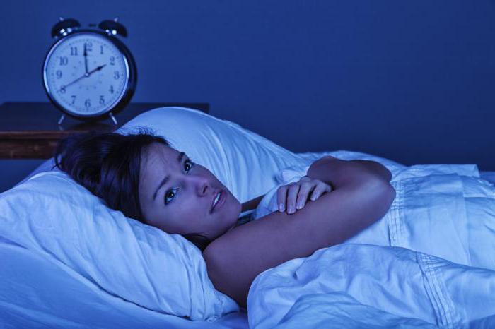 почему просыпаешься ночью
