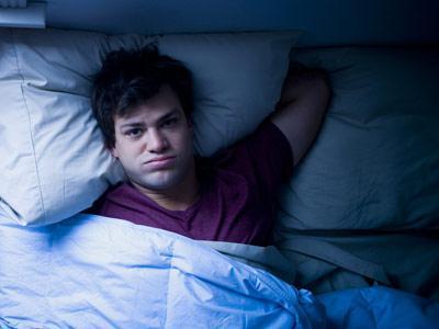 каждую ночь просыпаюсь