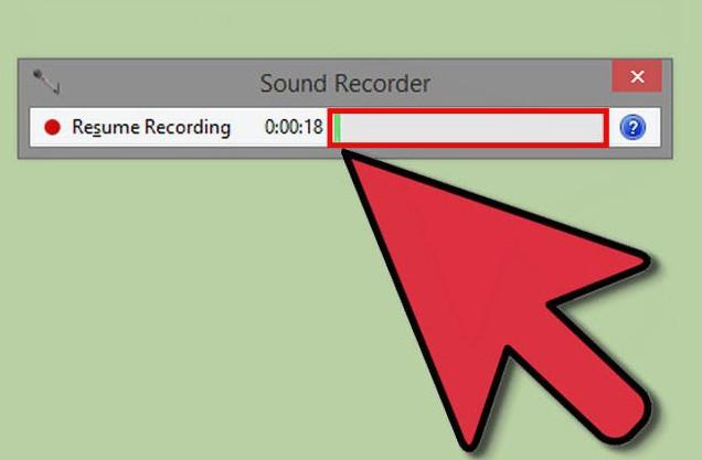 как записать голос на компьютер без микрофона