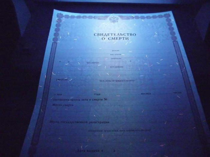 Условия признания гражданина умершим