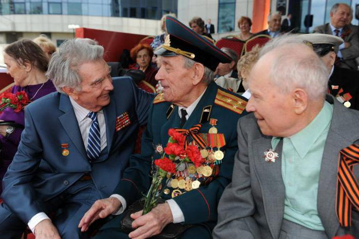 льготы ветеранам тыла великой отечественной войны