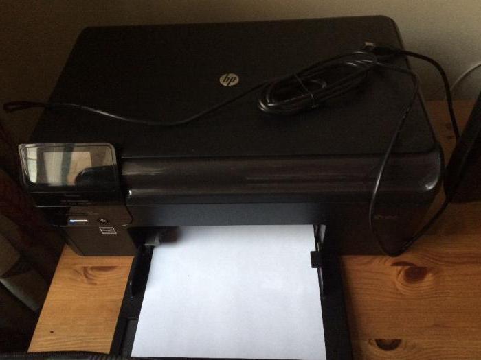 как подключить к ноутбуку сканер hp