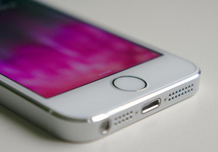 iphone 5s не работает кнопка home