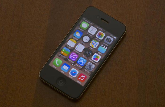 как обновить айфон 4 до ios 8 если нет обновлений