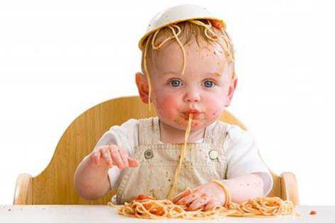 Таблицы прикорма детей до года