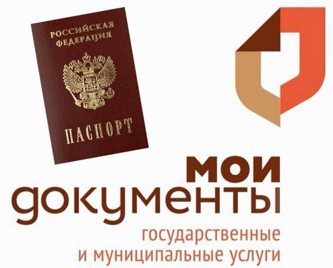Мои документы для замены паспорта