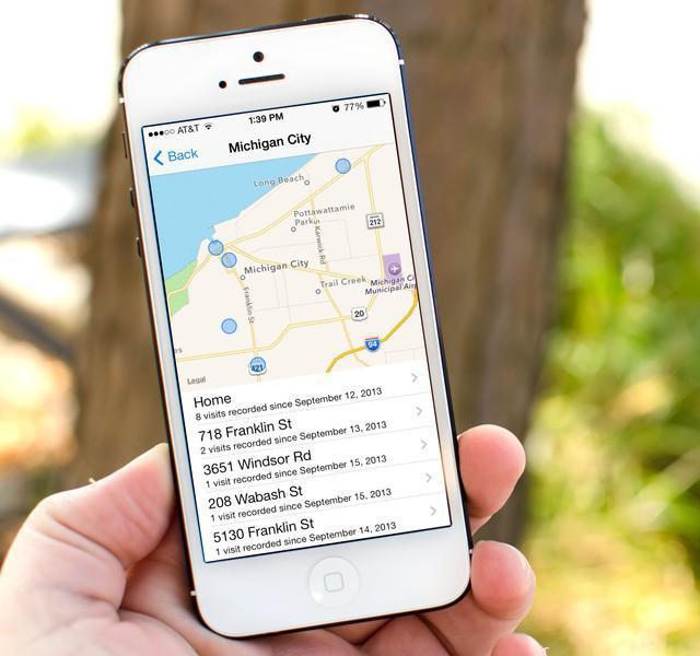 Как выключить геолокацию на айфоне