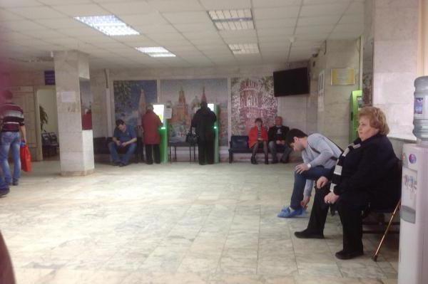 Самозапись детская поликлиника 6 невского района официальный сайт