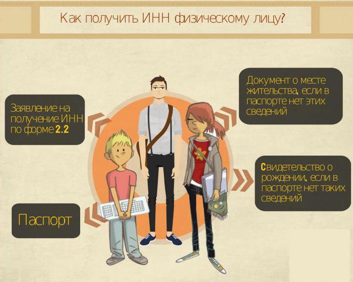 Как физическому лицу оформить ИНН - пошаговое описание, документы и рекомендации