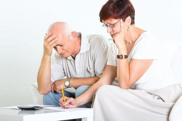 какой размер алиментов на родителей пенсионеров