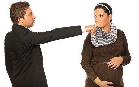Увольнение беременной из ип