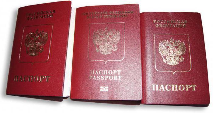 Москва поменять загранпаспорт