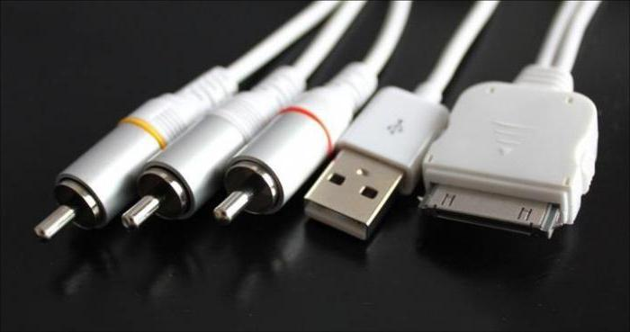 как подключить айфон к телевизору через usb кабель