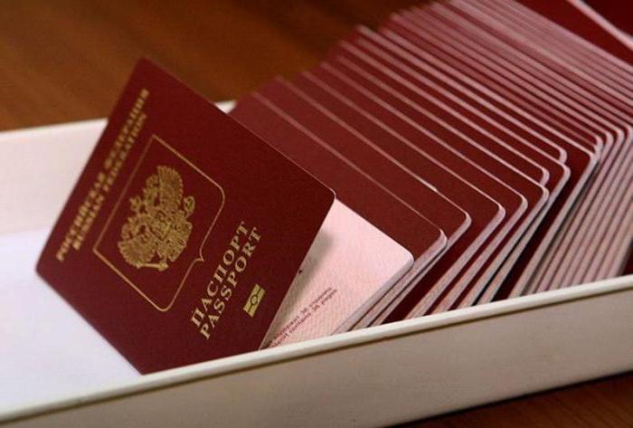 Что нужно для поступления загранпаспорта россии