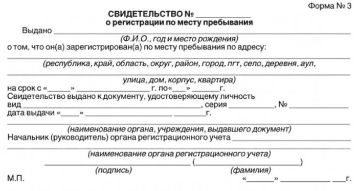 Что дает московская прописка беременной никто