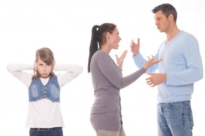 как бывшего мужа лишить отцовства