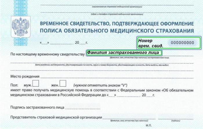 дата выдачи полиса омс