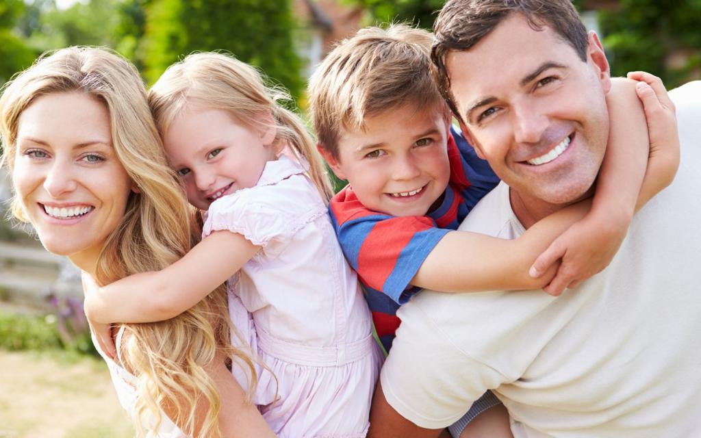 Семья в гражданском браке