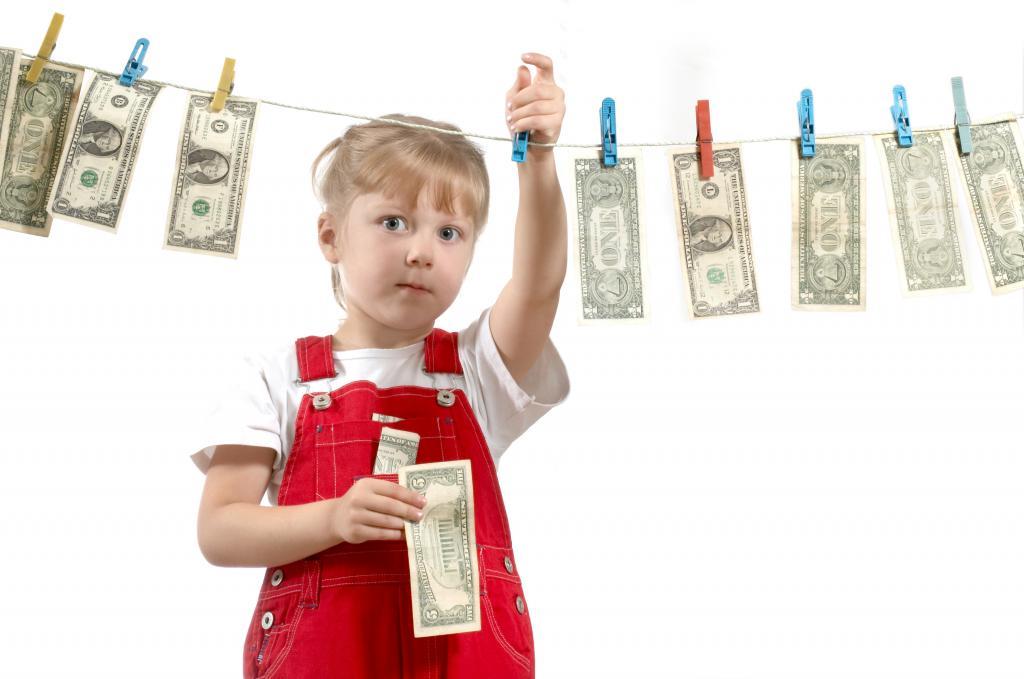 Получение стандартного налогового вычета за детей