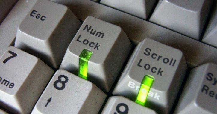 Num-панель для ноутбука